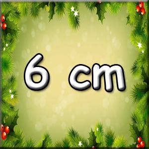 6 cm-es figurák