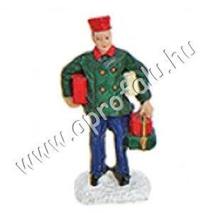 Katonatiszt ajándékokkal 5 cm