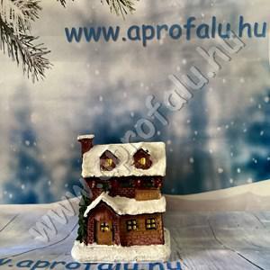 Karácsonyi falu házikó KÖZEPES 5
