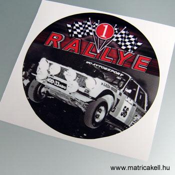 Lada Rallye 1 matrica