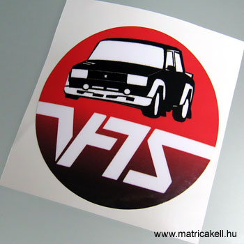 Lada VFTS matrica