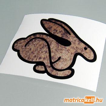 Rozsda rabbit matrica