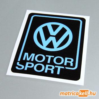Volkswagen Motorsport matrica