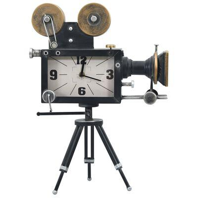 Asztali retro kamera formájú óra