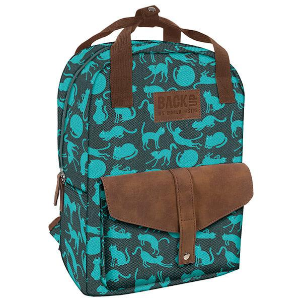 BackUp cicás vagy virágos hátizsák
