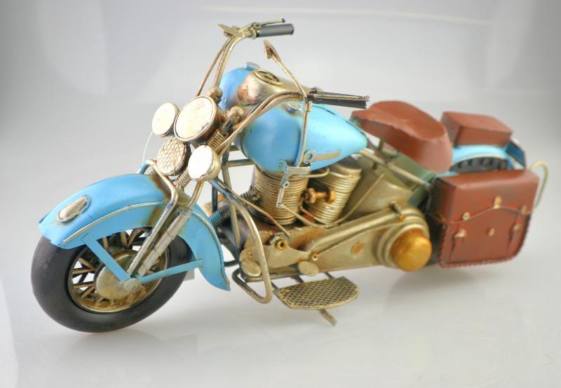 Chopper makett, retro