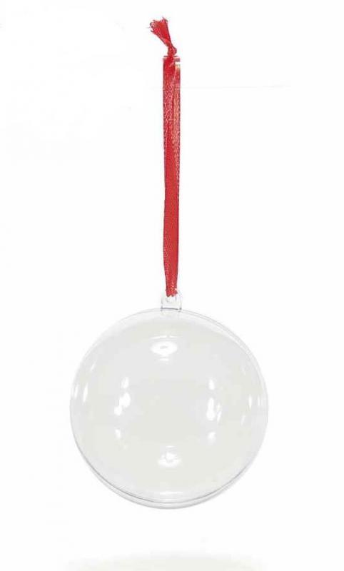 Gömb karácsonyi és egyéb szezonális ünnepi dekorációkhoz, fényképekhez 3 db