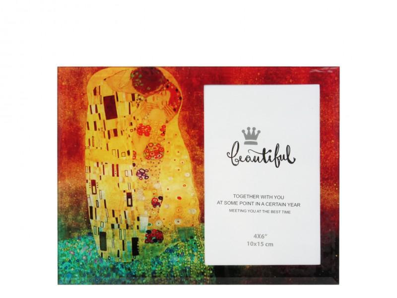 Klimt fényképtartó 10x15 cm-es képhez