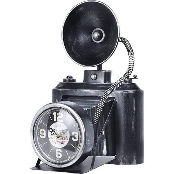 Retro fényképezőgép formájú óra