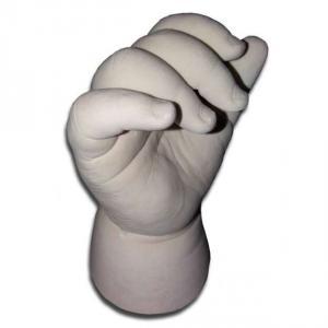 3D-s kéz vagy lábszobor készítő szett 1 szobor elkészítéséhez