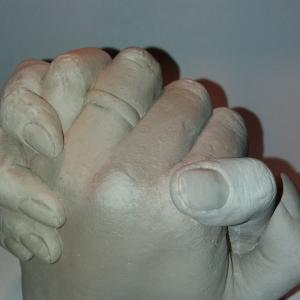 3D-s szobor készítő szett szülő-gyermek, 2 gyermek vagy 2 felnőtt részére