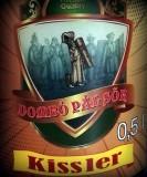 Dombó Pál - 0,5L üveges - vörös sör