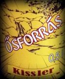 Ősforrás - 0,5L üveges-világos sör