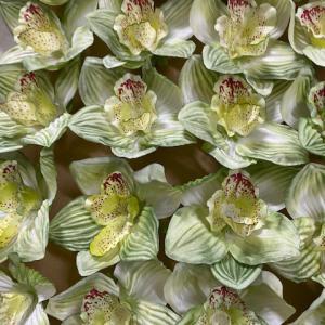 tálcás selyemvirág