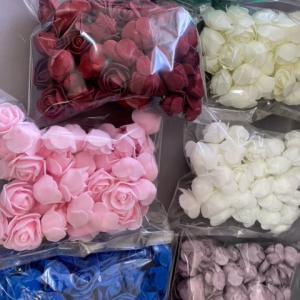 POLYFOAM  mini rózsafej