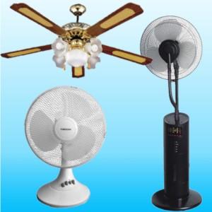 Álló és asztali ventilátor