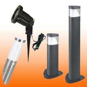 Beépített ledes állólámpa/falikar