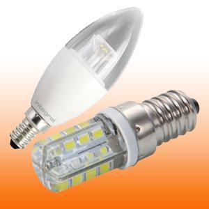 E-14 LED lámpa