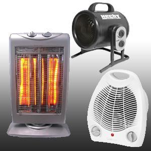 Elektromos hősugárzók