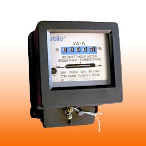 Fogyasztásmérő készülékek
