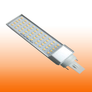 G24d LED PLC fénycső