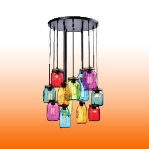 Különleges design lámpák