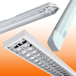 LED fénycsöves lámpatestek