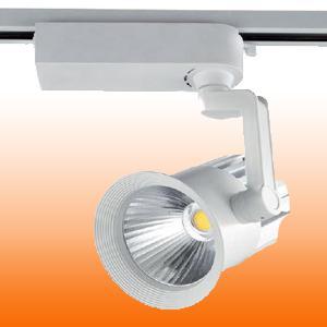 LED kiemelő világítás, sínes szpotlámpa