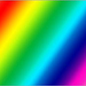 LED lámpa E-14 színes