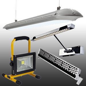 Led lámpa ipari, bolti, irodai