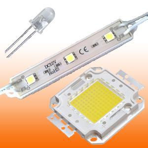LED modul, LED chip, LED dióda