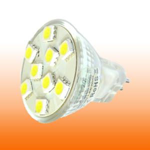 MR 11 12V LED lámpa