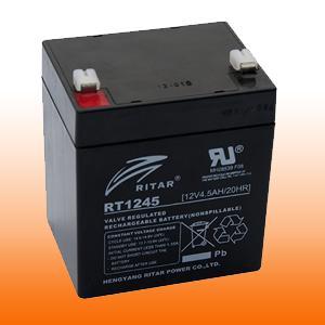 Ritar zselés akkumulátor 12V