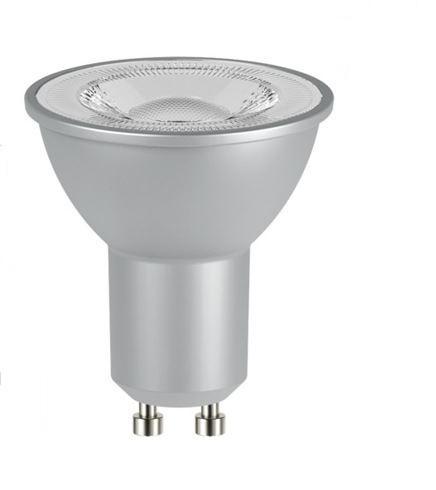 5W GU10 230V meleg fehér LED égő 120° CRI95
