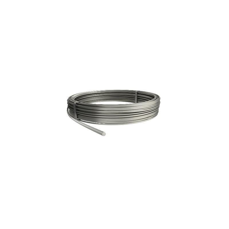 Acélhuzal körvezető 10 mm rozsdamentes acélból V4A