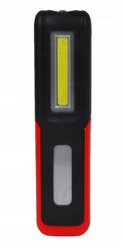 Akkumulátoros LED kézi lámpa