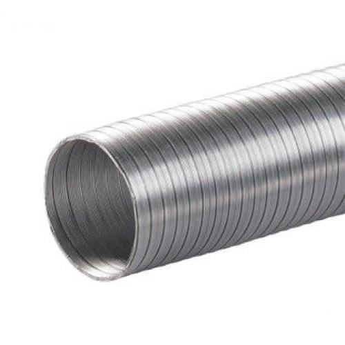 Alumínium csatorna csőventilátorhoz, elszívóhoz 1 m/100mm
