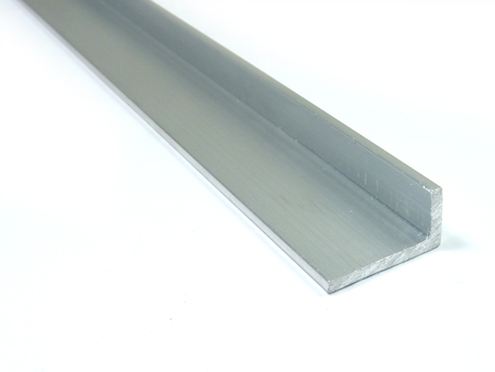 Steckpaneel aluminium