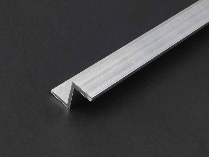 Alumínium lépcsős idom 20x25 mm