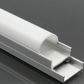 Alumínium profil LED szalaghoz 010