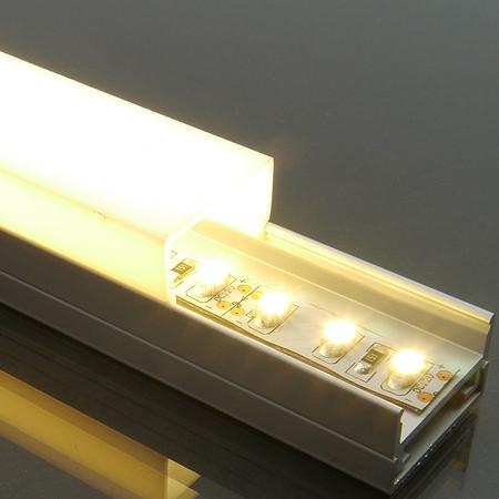 Alumínium profil LED szalaghoz 011