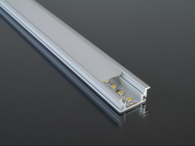 Alumínium profil LED szalaghoz 033