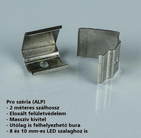 Alumínium profil rögzítő ALP-006