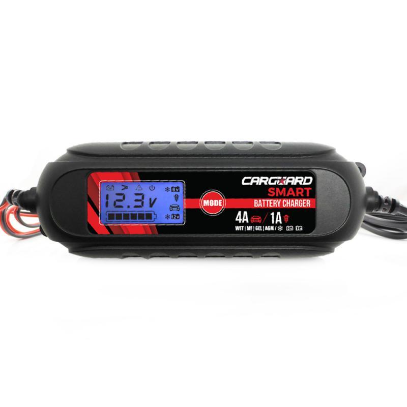 Automata akkumulátor töltő - 230 V - 4 A