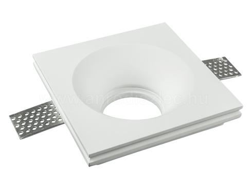 Beépíthető spot lámpatest gipszkarton síkba építhető