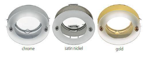 Beépíthető spot lámpatest SA-702H Arany