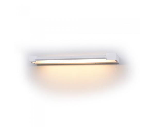 Beltéri, fali LED lámpatest 4000K Természetes fehér 18Watt/90 ° IP44