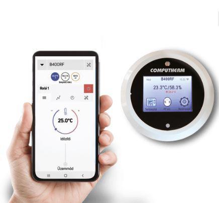 Computherm B400RF Wi-Fi termosztát