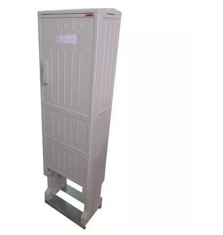 Csatári Plast PVT K L 40×88/32 üres villanyóra szekrény lábazattal
