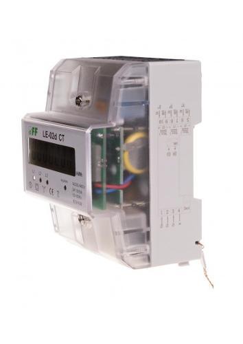 Digitális almérő 3 fázisú 4 modul hiteles
